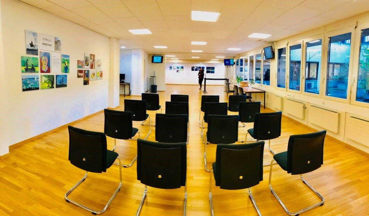 Photo de la salle d'attente